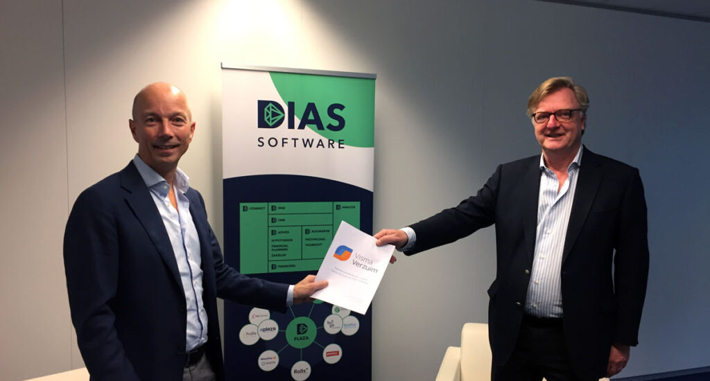 DIAS Software en Visma Verzuim gaan partnership aan