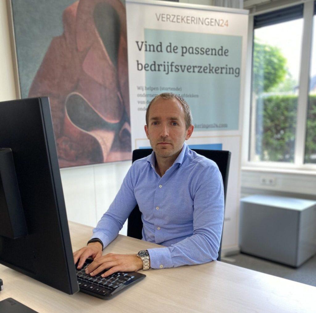 Michiel-Verzekeringen24-DIAS-Software-Hypotheekadvies
